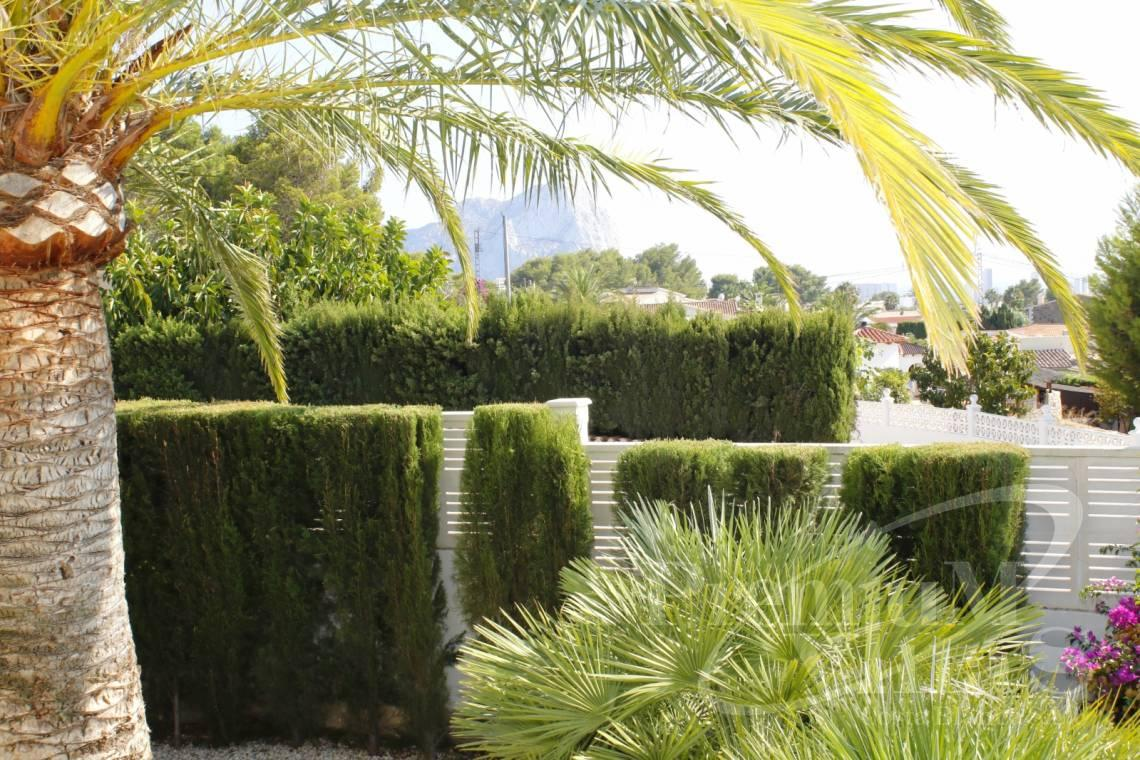- C2202 - Beautiful house on flat plot in Calpe 4