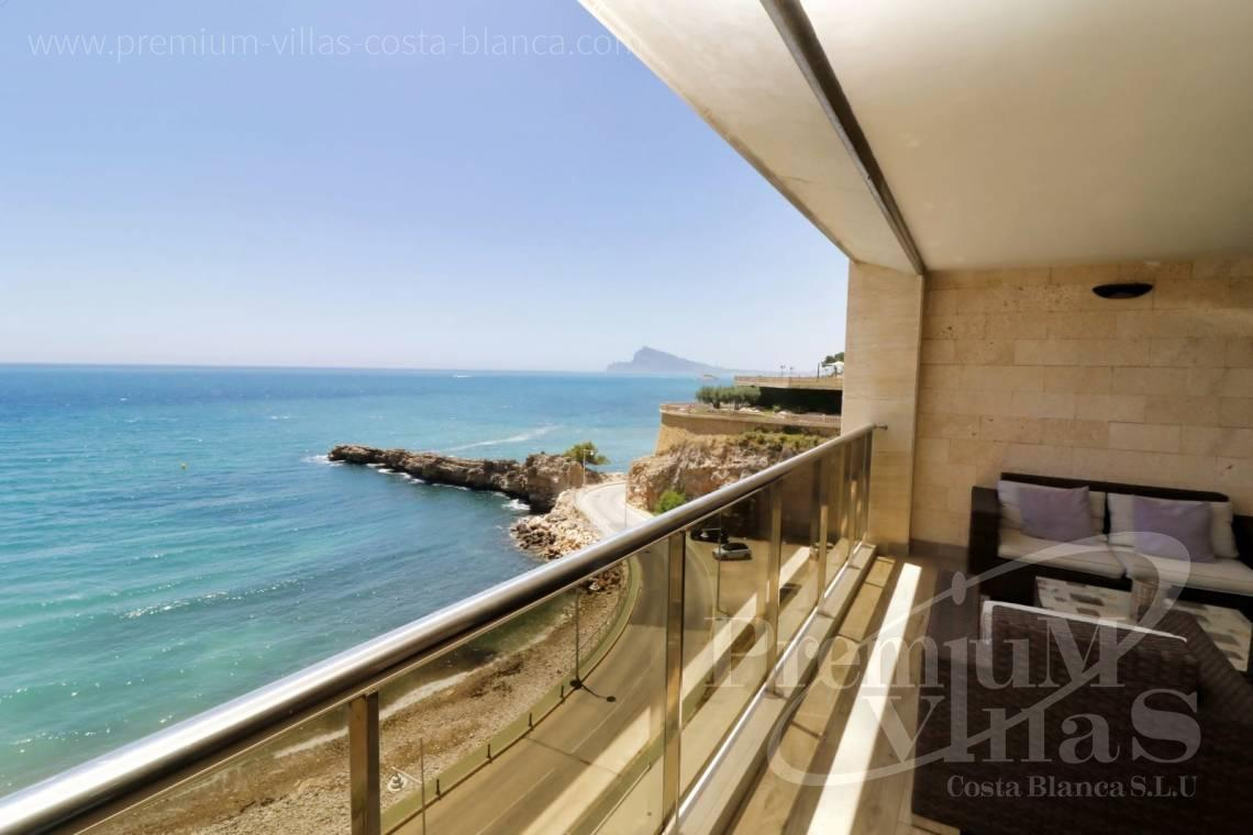 For sale beachfront apartment in Altea Costa Blanca - A0644 - Beachfront apartment in Campomanes, Altea 5