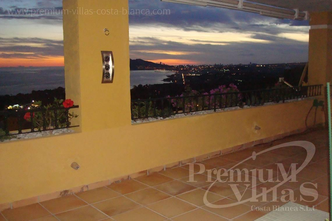- A0546 - Luxury apartment in Residential Ducado Real with stunning sea views in Altea Hills 24