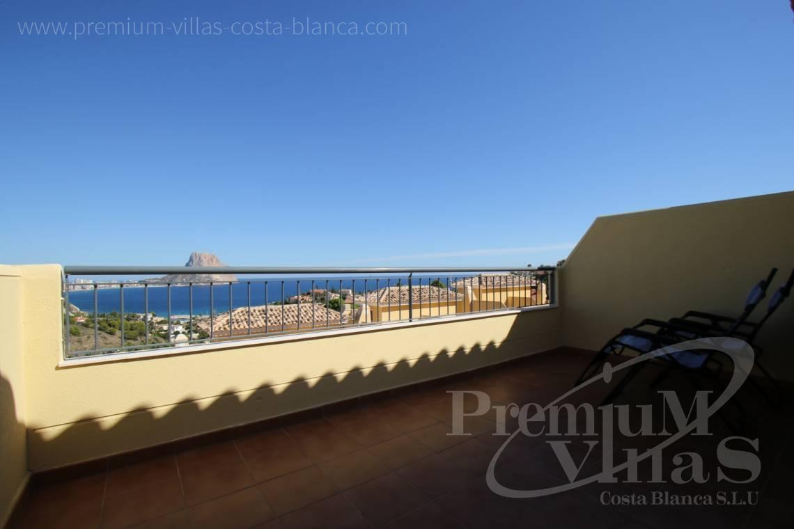 Buy a bungalow with sea views in Maryvilla Calpe - C2091 - Corner Bungalow in Urb. Montesol in Calpe 20