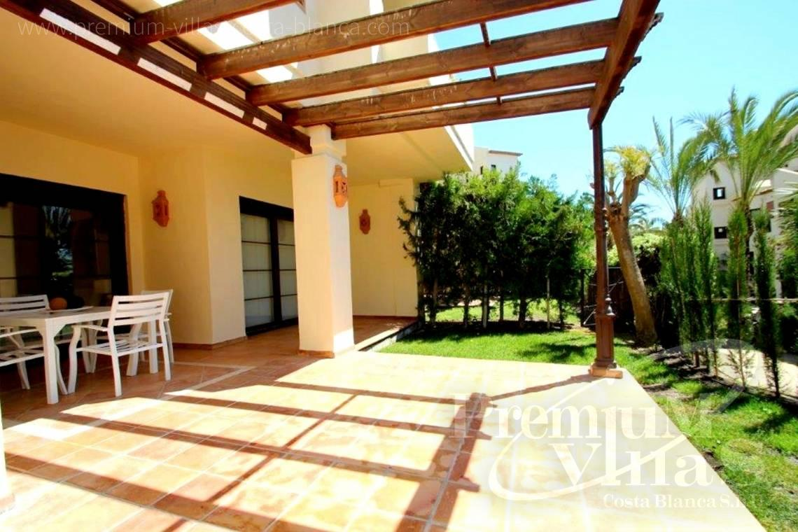 buy apartment  Altea Costa Blanca Spain - AC0587 - Altea: ground floor with private garden in Villa Gadea 3