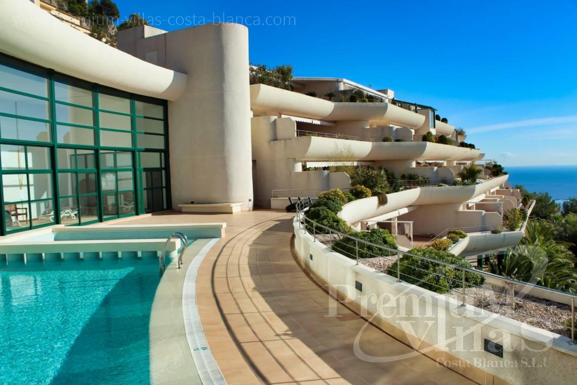 Buy apartment duplex penthouse Altea Hills Costa Blanca - A0605 - Apartment with sea views in Bahia 1Altea Hills 25