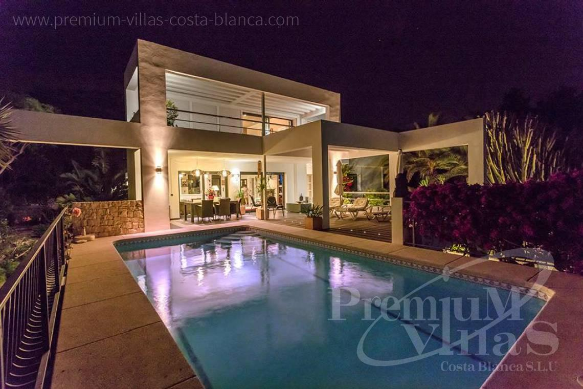 - C1765 - Modern villa at the golf course in Altea with panoramic views 2