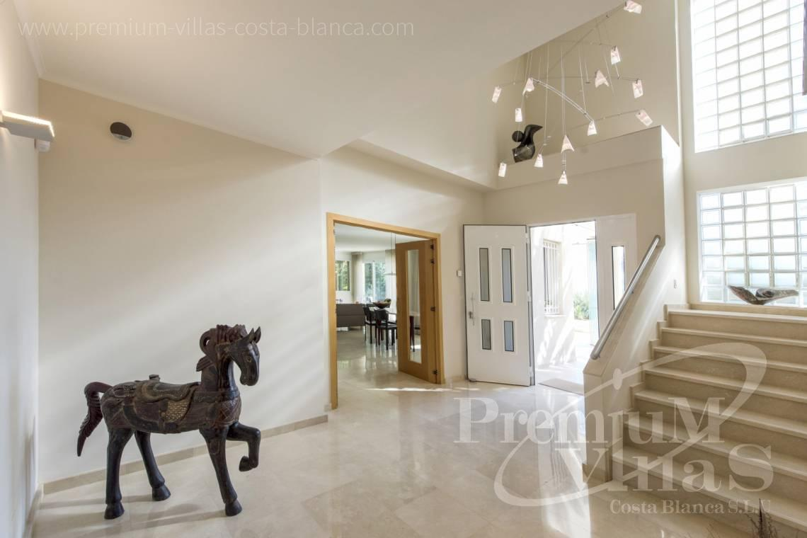 - C1265 - Villa with sea views for sale in Altea 16