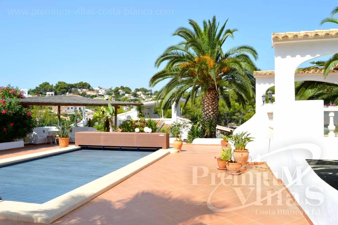 - C2135 - House in Benissa near the golf course Ifach and Cala Baladrar 4