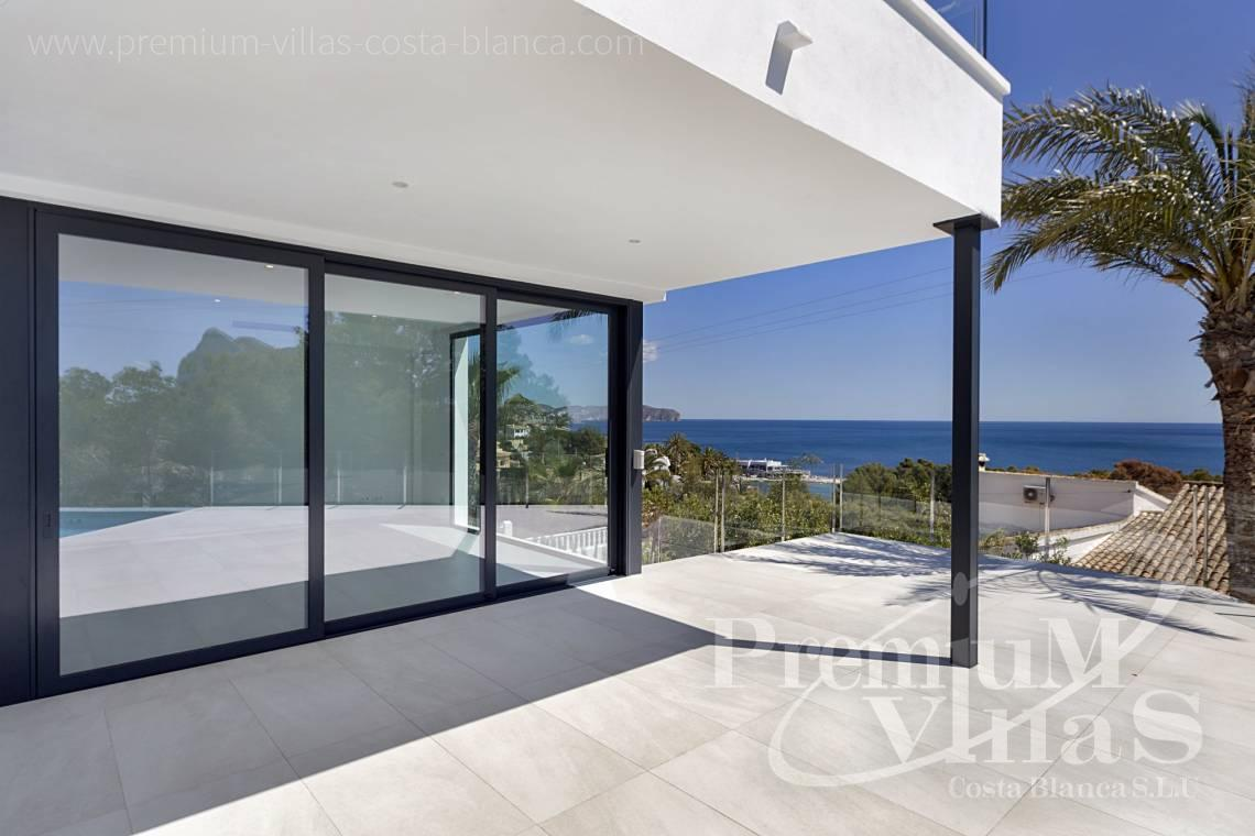 Luxury villa for sale near the marina Les Bassetes Calpe - C2374 - Luxury villa with sea views in Les Bassetes, Calpe 24