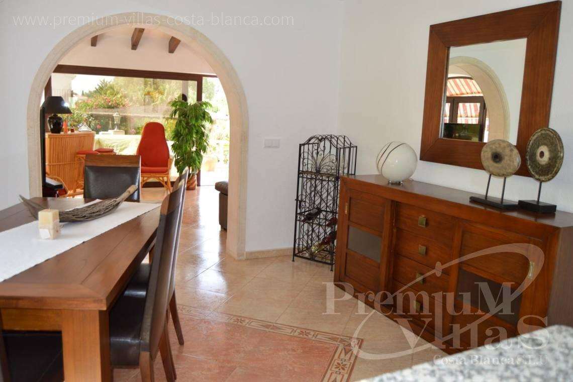 - C2135 - House in Benissa near the golf course Ifach and Cala Baladrar 5