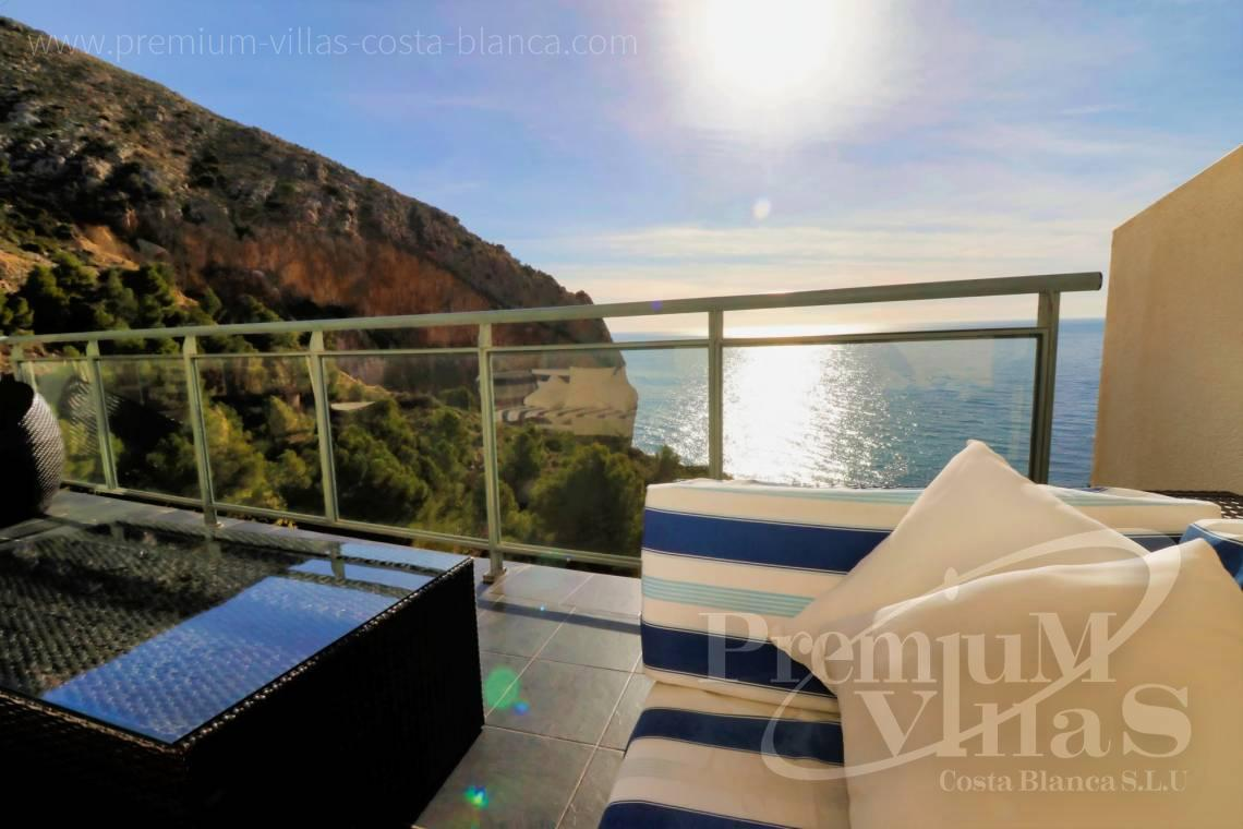 front line apartment for sale Altea - CC2391 - Frontline townhouse in Mascarat, Altea 8