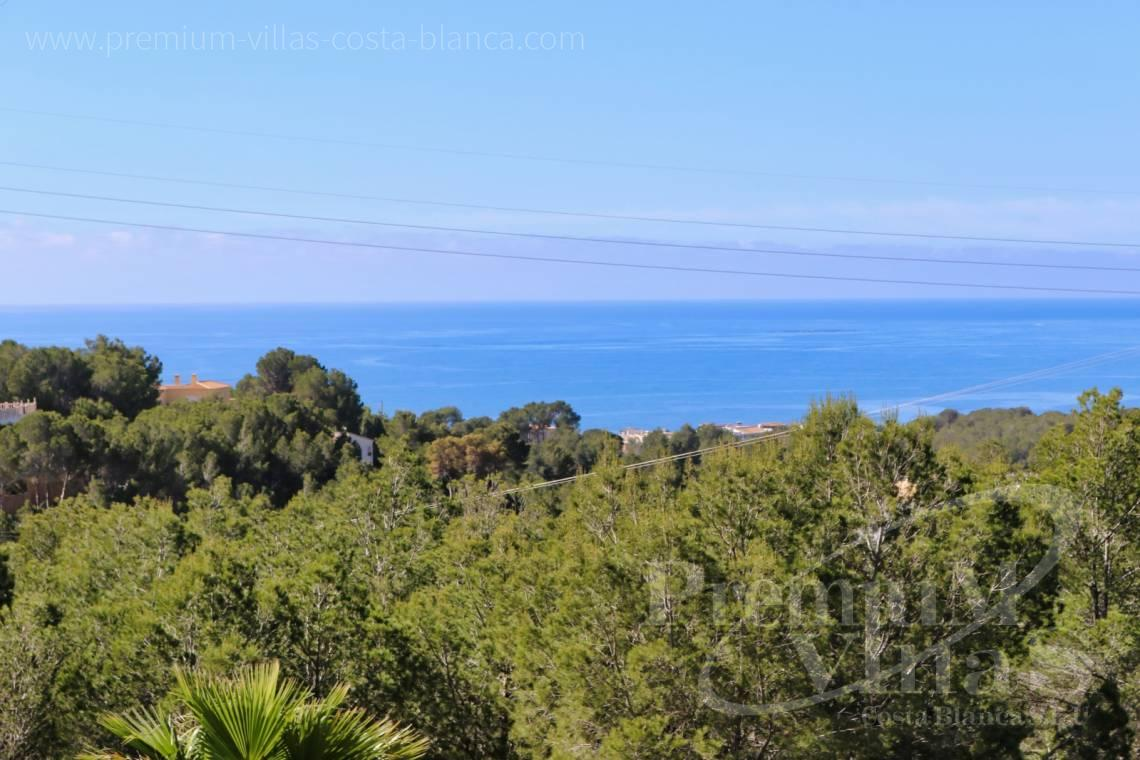- C2439 - Sea view villa with spacious guest apartment in Altea 2