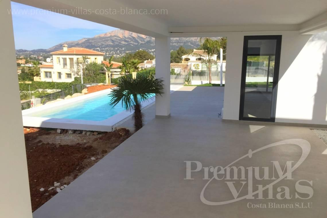 - C2164 - Newly built villa near the Javea Golf Course with spectacular mountain views. 8