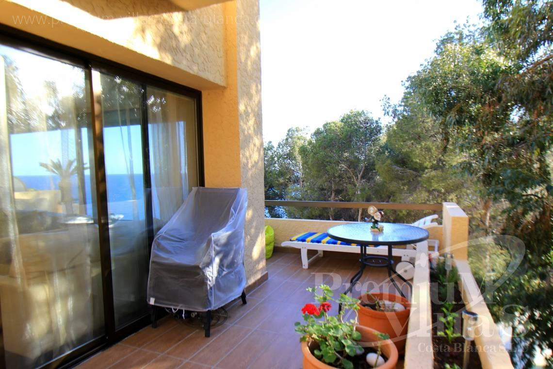 - A0506 - Front line apartment with 2 terraces in Mascarat with great sea view 17