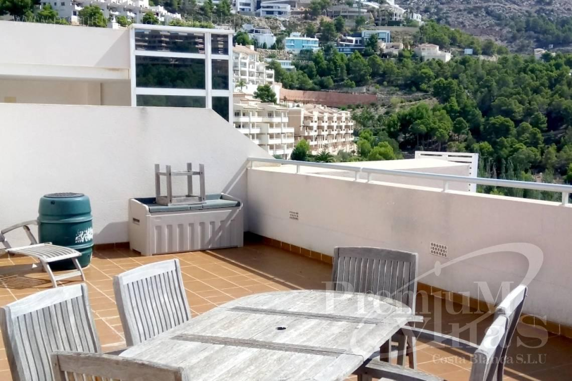 buy apartment with large terrace Altea Costa Blanca Spain - A0523 - Luxury penthouse in Altea Hills with stunning sea views 22