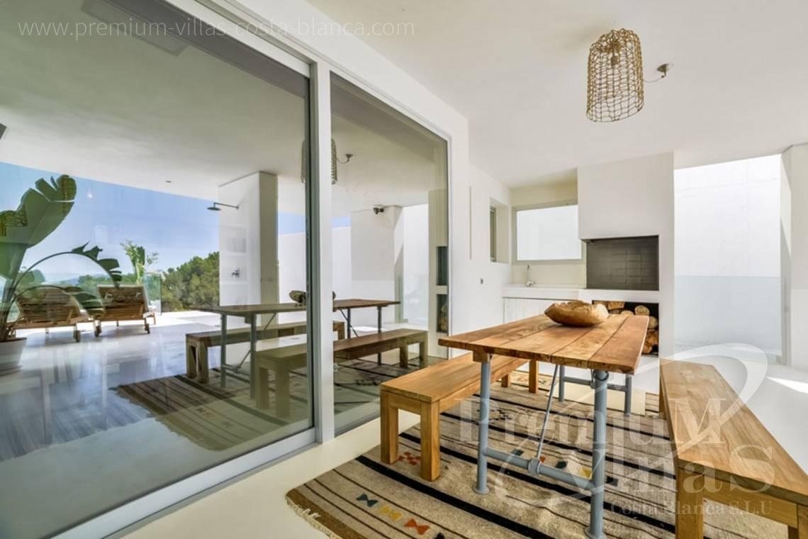 - C1472 - Modern villas (4 units left) with sea views in Altea 10