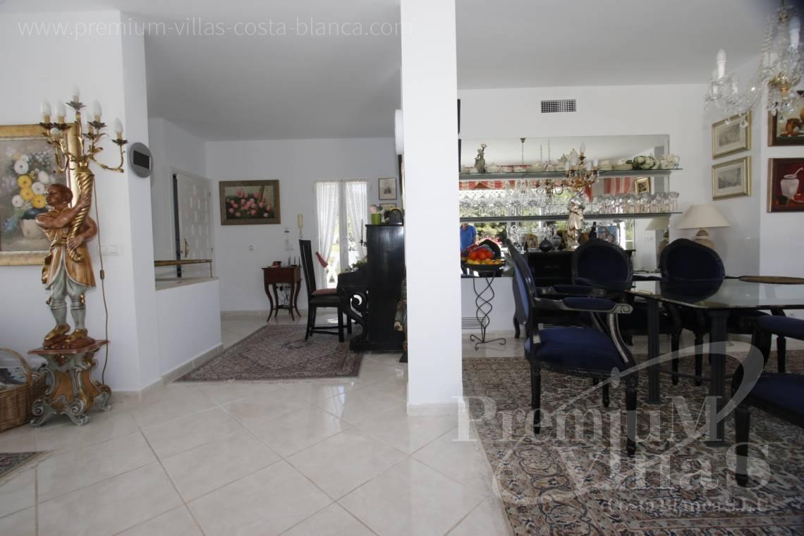 - C2141 - House in Altea with indoor pool, sauna, lift and guest apartment 7