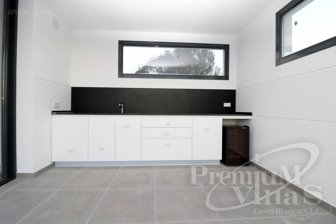- C2042 - Modern villa for sale in Calpe with nice sea views 20