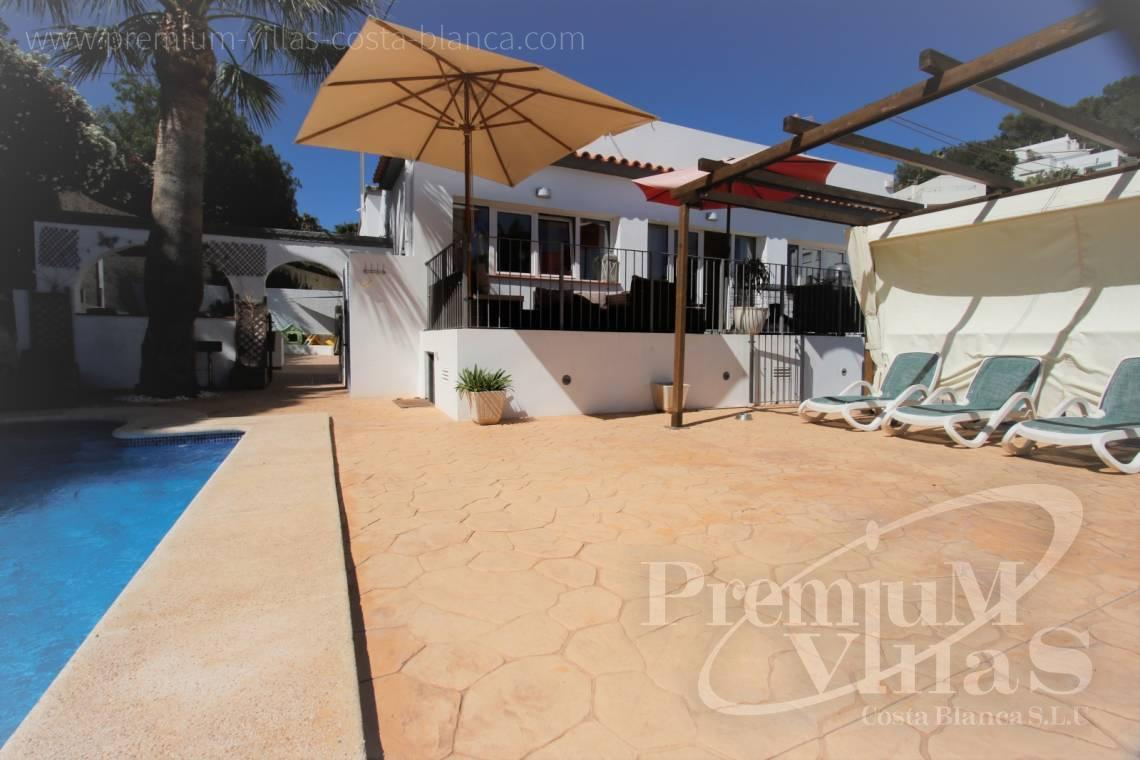 Villa house for sale in Benissa - C2179 - Benissa: House in La Fustera only 1.500m from the sea. 1