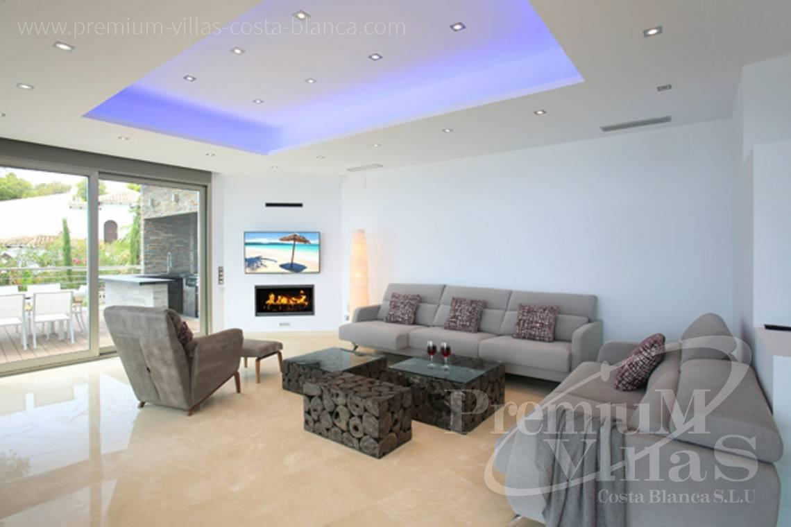 - C1531 - Sea front villa in Altea! A unique luxury villa at the Costa Blanca 16