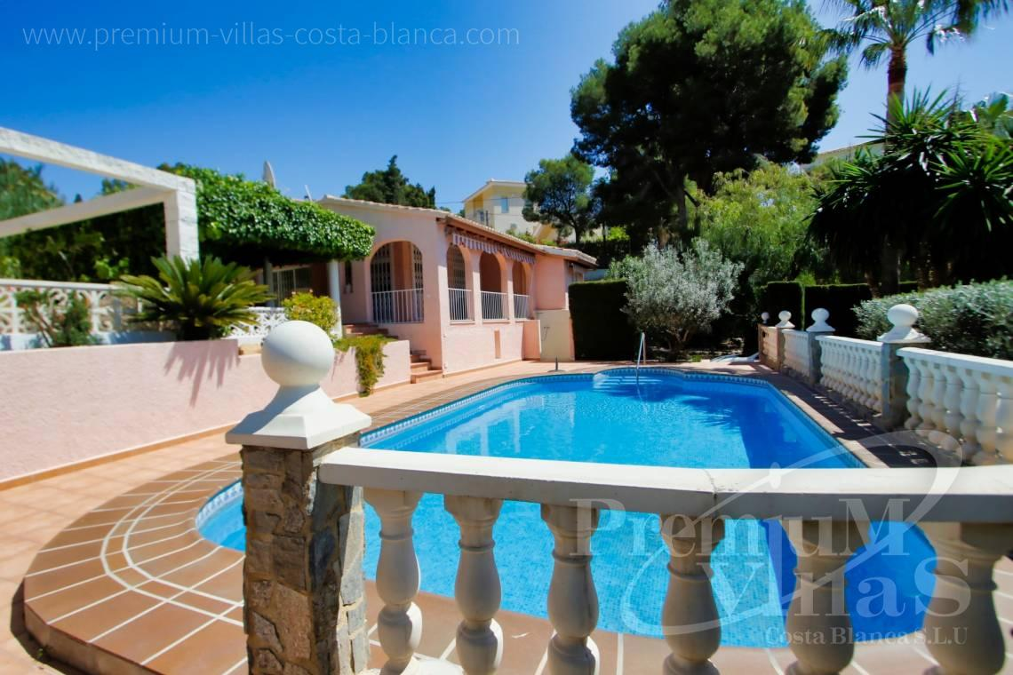 - C2129 - Privately located villa with sea view and beautiful garden in Altea 22