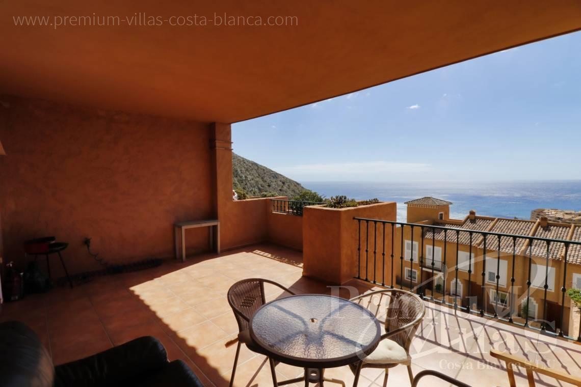 Buy property Mascarat Altea - C2224 - Bungalow in Mascarat near the beach, with spectacular views of the bay of Altea 4