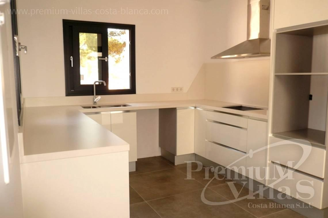 - C2168 - Modern villa in Benissa, 500m from the beach  8
