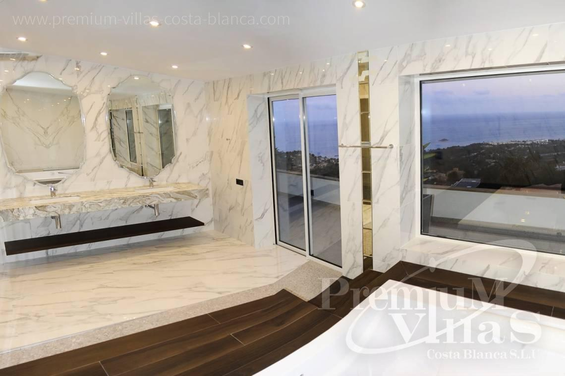 Buy a luxury villa in Altea Costa Blanca - C2316 - Modern luxury villa with sea views in Altea 13