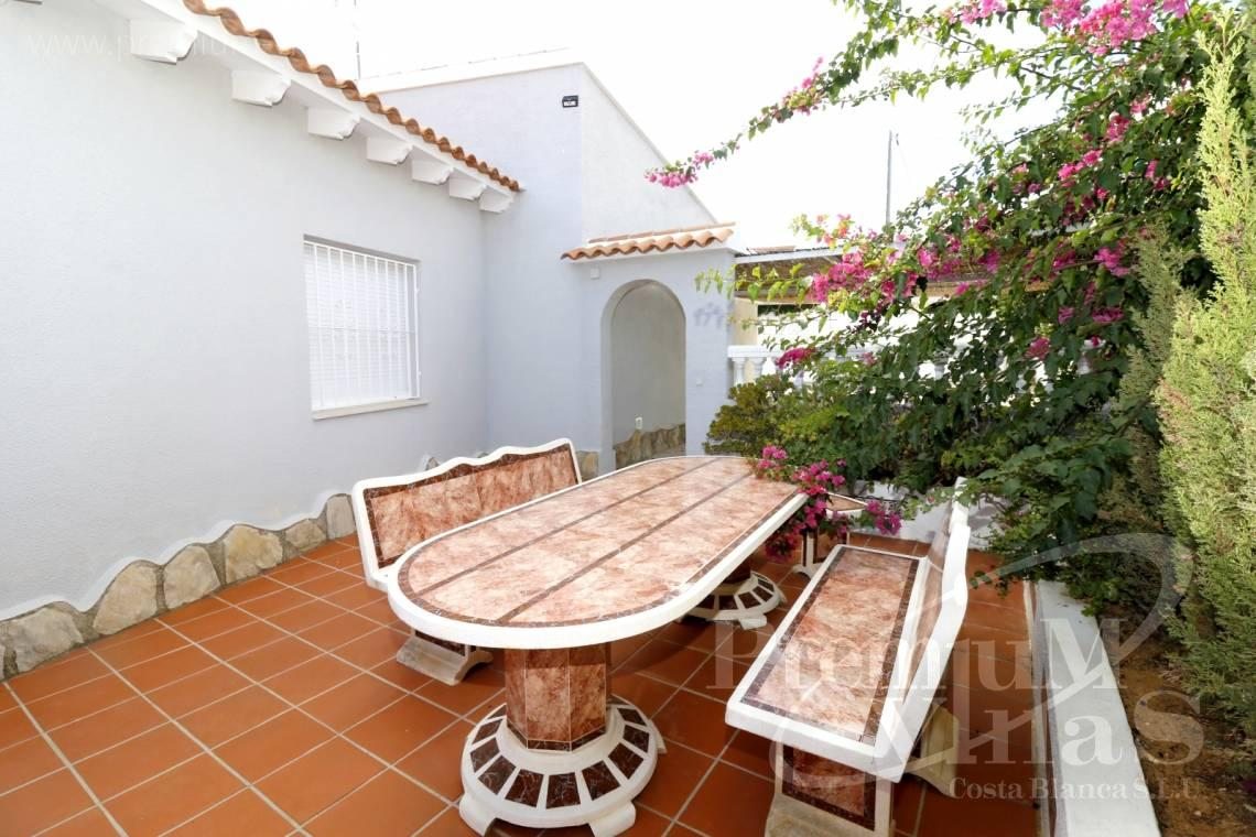 House villa for sale Calpe Costa Blanca - C2231 -  House in Calpe with guest apartment 23