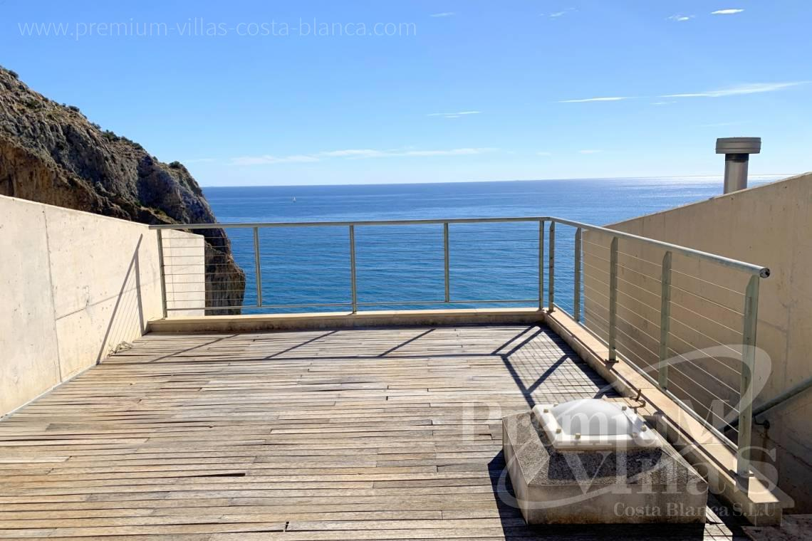 - CC2391 - Frontline townhouse in Mascarat, Altea 2
