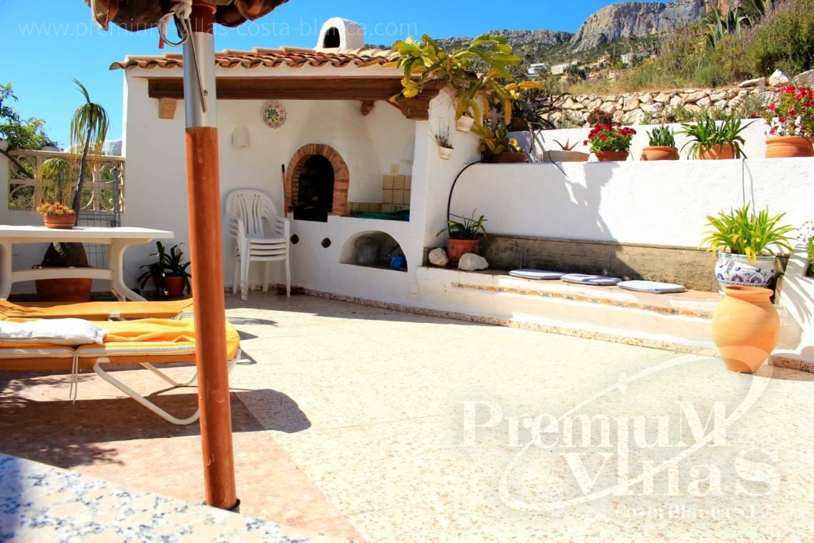 House villa for sale Calpe Costa Blanca - CC1953 - For sale: House with stunning sea views in Calpe 6