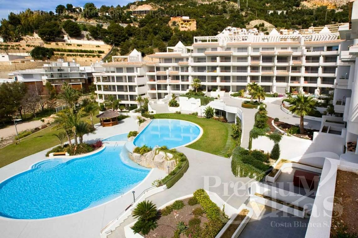 Luxury apartment in residential Mascarat Beach Altea Costa Blanca - A0607 - 5 bedroom luxury apartment in residential Mascarat Beach 28