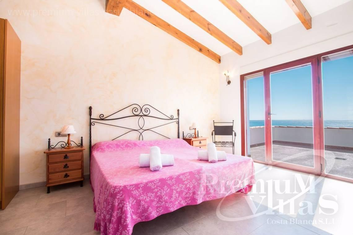 - C2175 - Charming villa in Calpe 500m from the beach, with wonderful sea views 11
