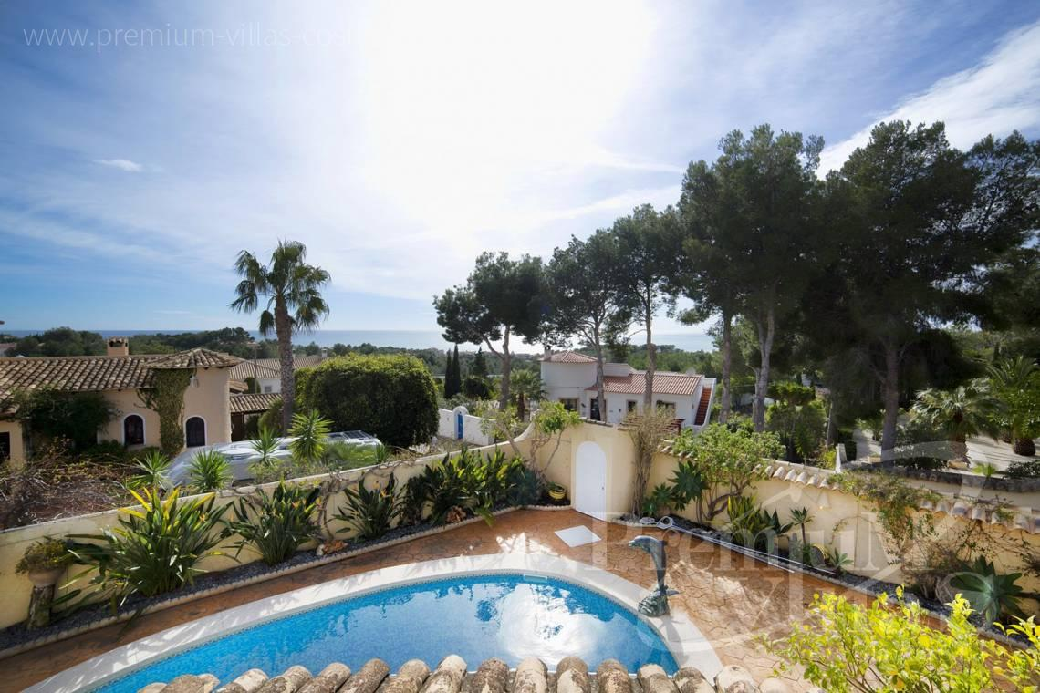 - C2028 - Beautiful and spacious villa with sea and mountain views 2