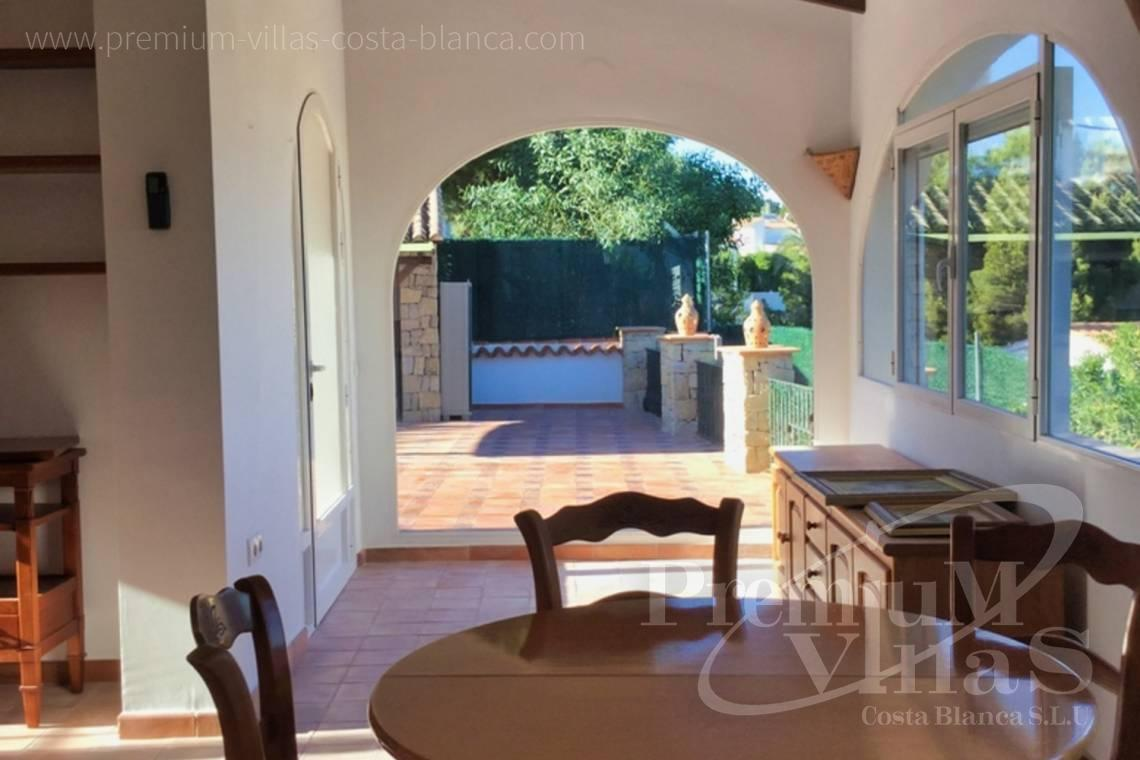 - CC2307 - Mediterranean house with sea views in Benissa Costa 7