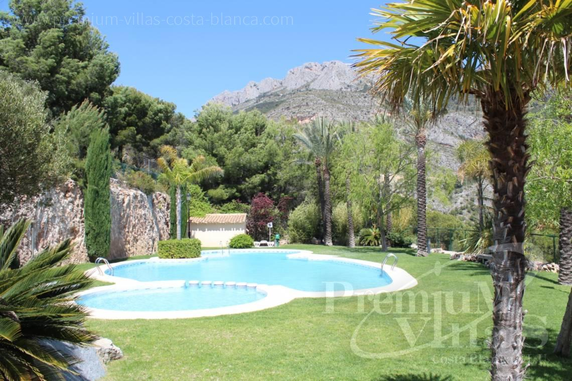 - C2086 - Cosy townhouse with wonderful sea views in the Sierra of Altea 4
