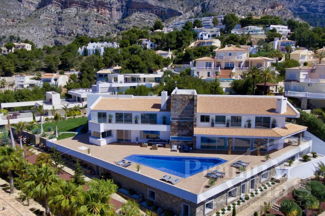 Buy mansion in Altea Costa Blanca - C2316 - Modern luxury villa with sea views in Altea 31