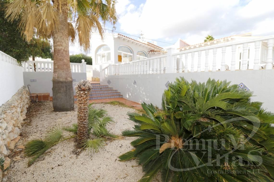 House villa for sale Calpe Costa Blanca - C2231 -  House in Calpe with guest apartment 26
