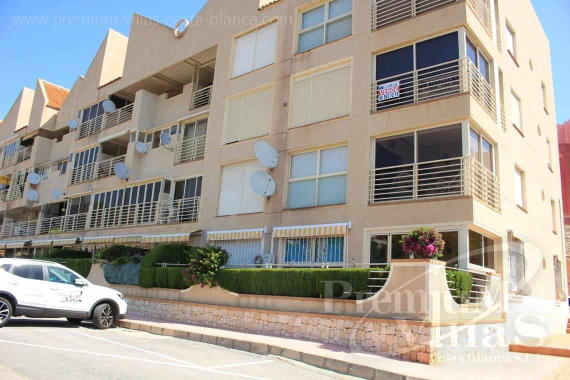 Front line apartment Calpe Costa Blanca - A0522 - Apartment on the seafront in Calpe  14
