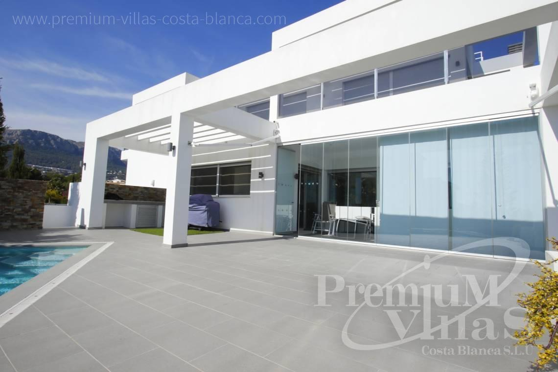 Modern house villa in Calpe Costa Blanca - C2130 - Modern villa for sale next to the town Calpe 20