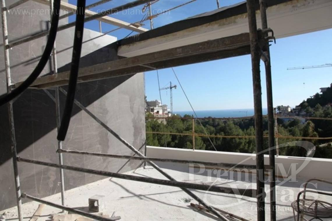 - C2122 - New project in Benissa with panoramic views over the whole Calpe. 10