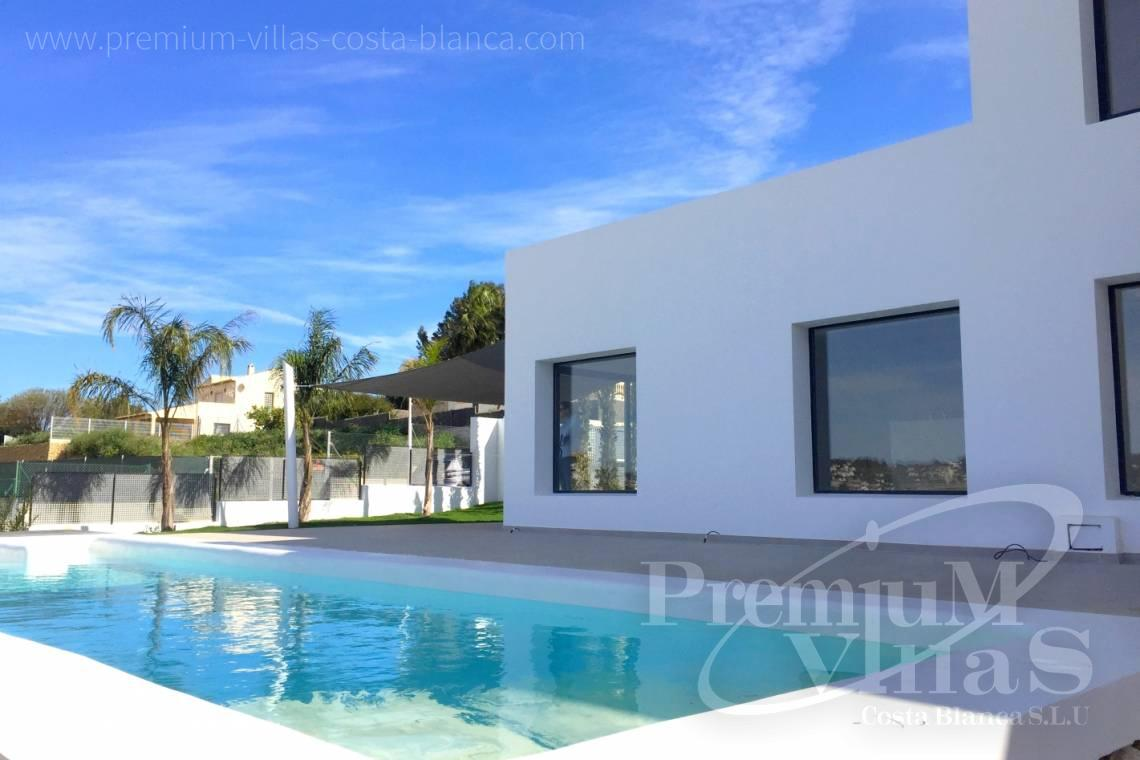 - C2164 - Newly built villa near the Javea Golf Course with spectacular mountain views. 3