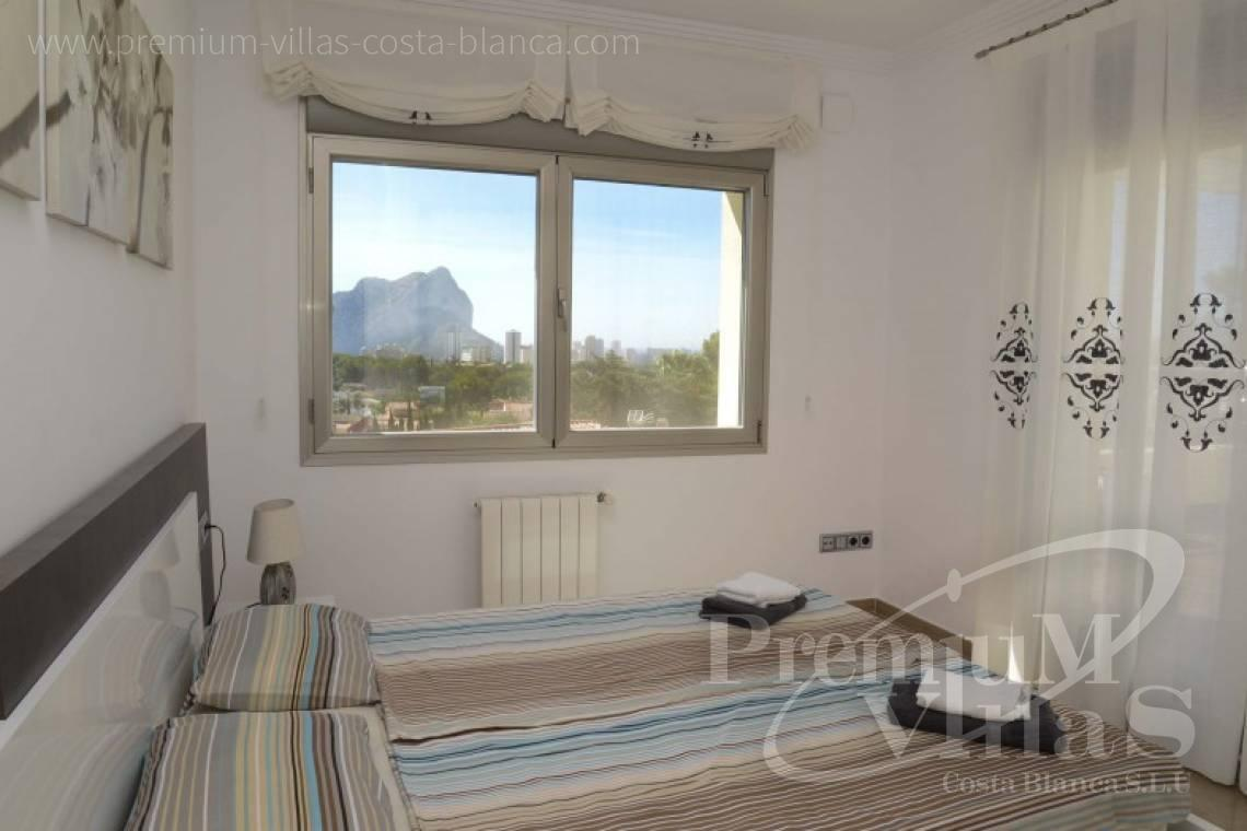 - C2223 - Modern villa in Calpe close to the beach  9