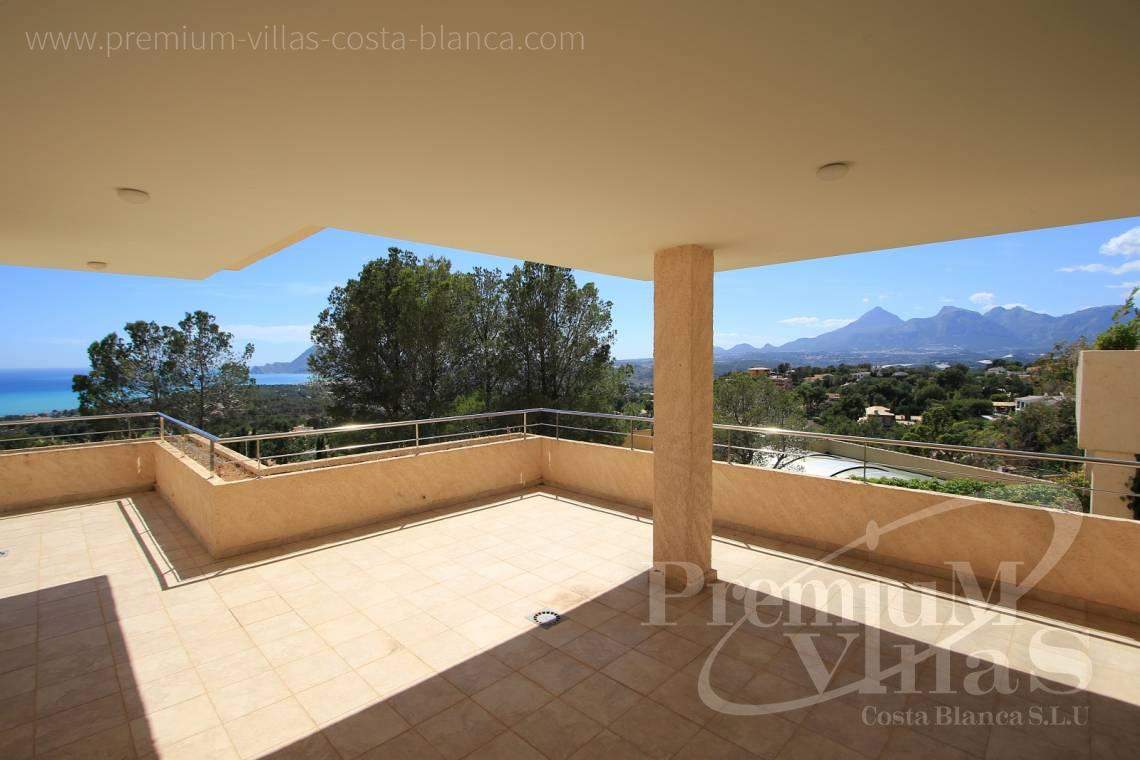 Duplex penthouse apartment with sea views Altea Calpe Costablanca - A0508 - Apartment with sea views and 4 parking spaces in Altea 6