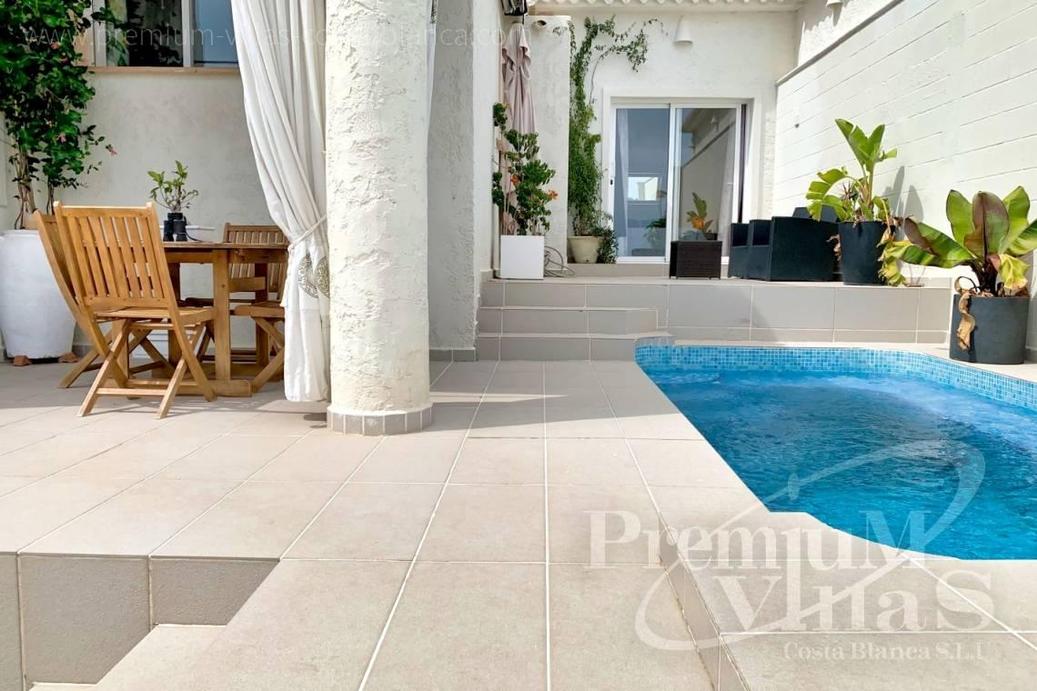 - C2438 - Semi-detached house with private pool in Altea Hills 4