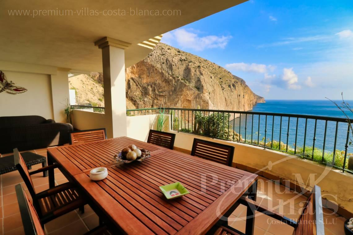 front line apartment with terrace for sale in Altea - A0595 - Oasis Beach Frontline apartment 23