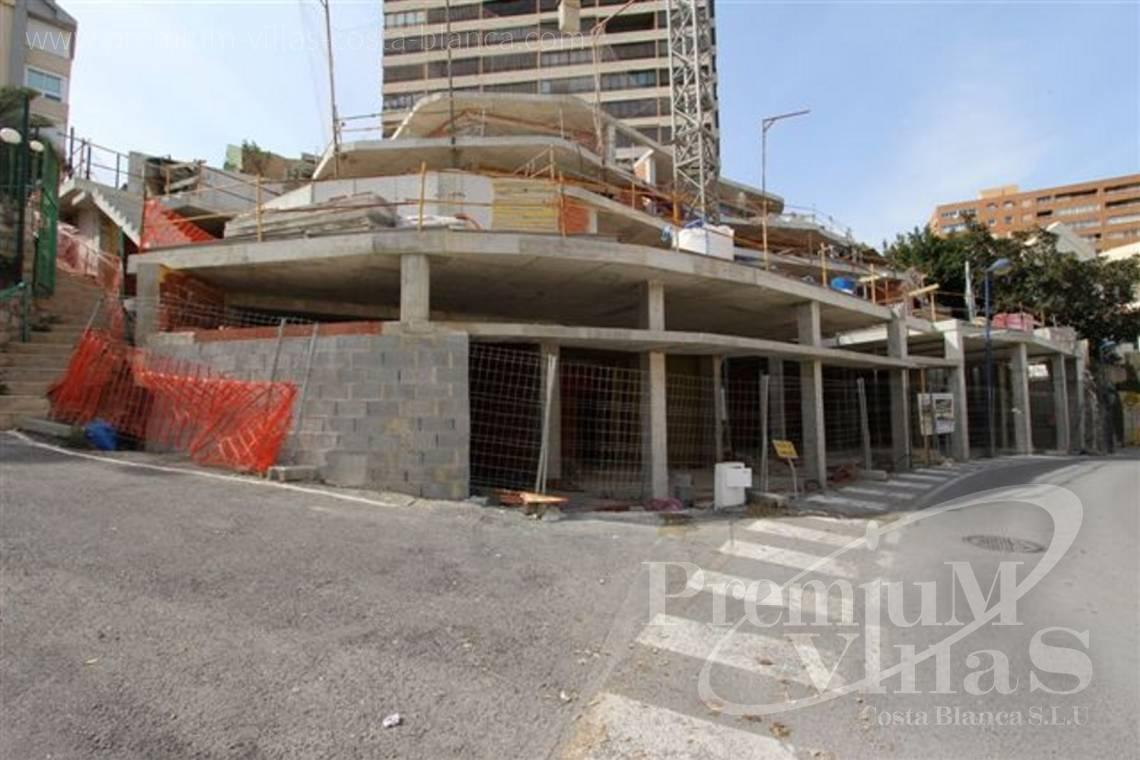 - A0574 - Apartments 30m from the beach with private pool in Benidorm 19