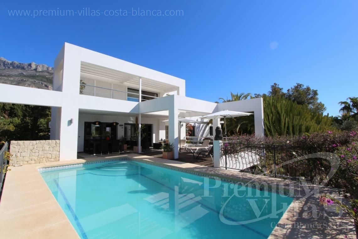 - C1765 - Modern villa at the golf course in Altea with panoramic views 36