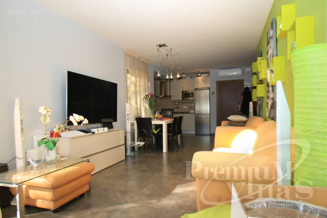 - A0506 - Front line apartment with 2 terraces in Mascarat with great sea view 4