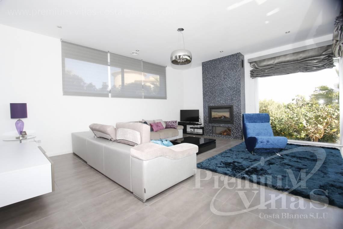 - C2130 - Modern villa for sale next to the town Calpe 5