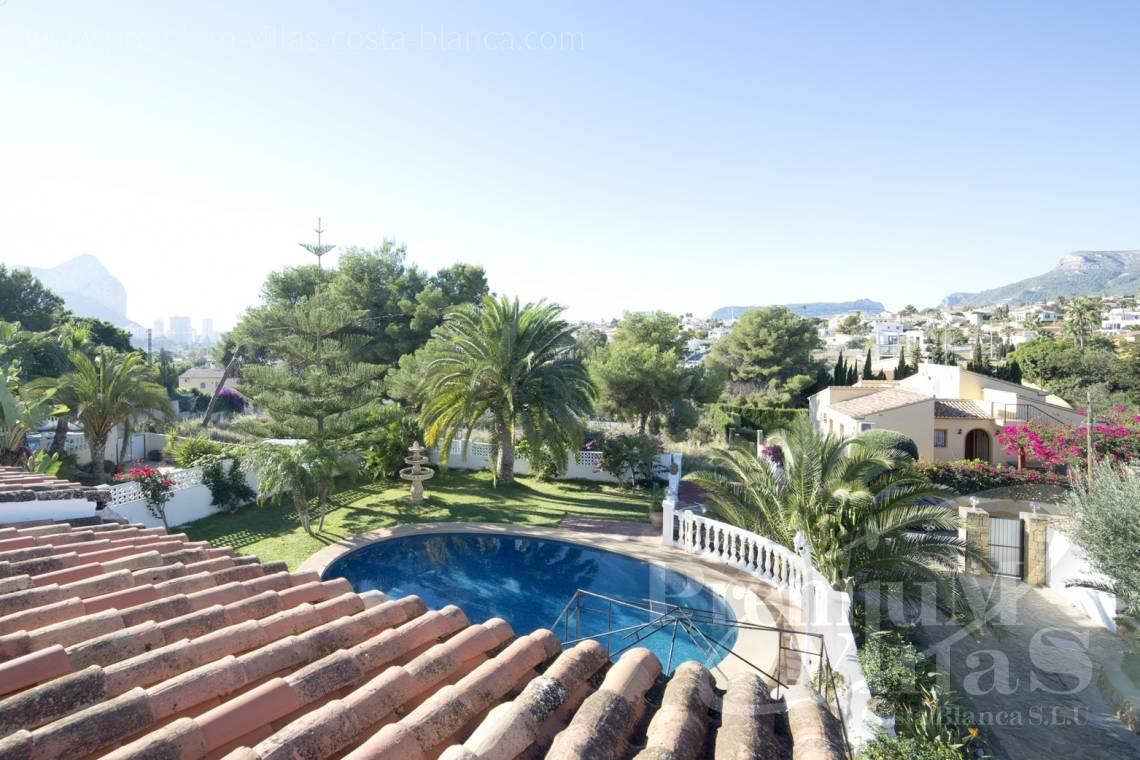 House in Calpe near the sea  - C2171 - Villa in Calpe with guest apartment  4