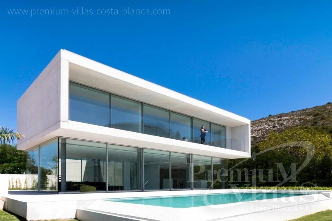 modern villas houses for sale Costa Blanca Spain - C2343 - Modern luxury villa in Moraira 7