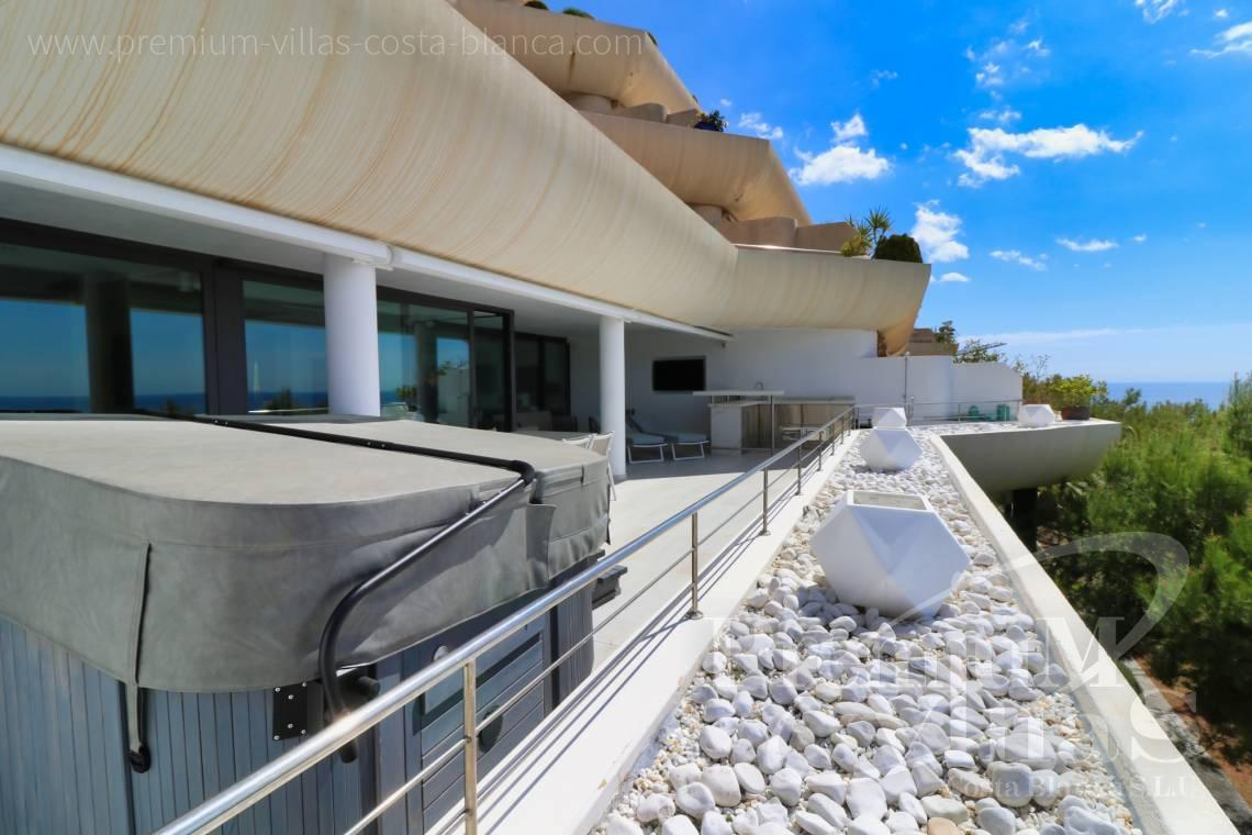 Luxury apartment for sale in Altea Hills Costa Blanca - A0635 - Super luxury apartment with sea views in Altea Hills 25